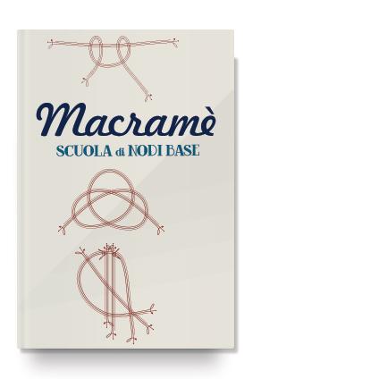 Guide base of Macramè Knots