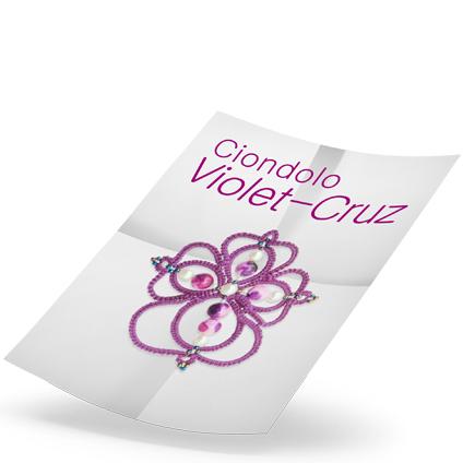 Violet Cruz Pendant